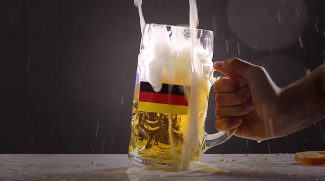 Germany Stein of Beer