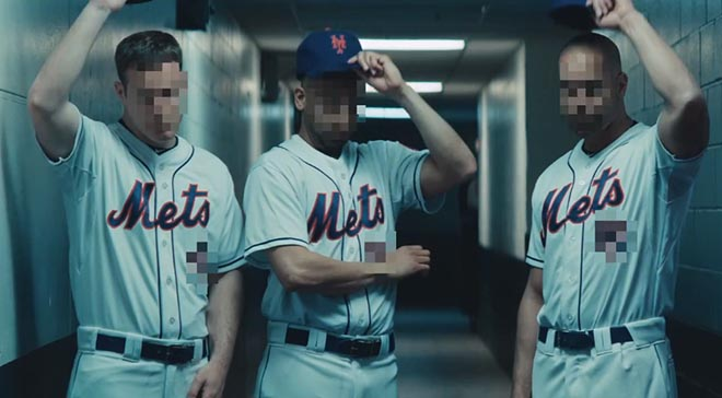 Jordan Brand Re2pect Mets Players