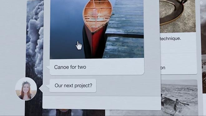 Pinterest Say Hello to Messages - Canoe for Two Our Next Project?