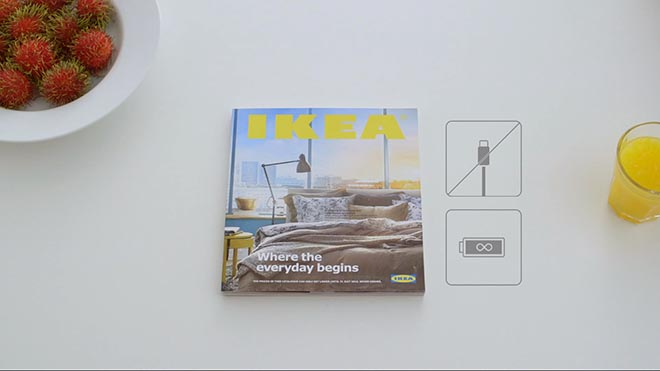 IKEA BookBook spoof of Apple advertising