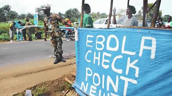 Ebola Check Point - Google 2014