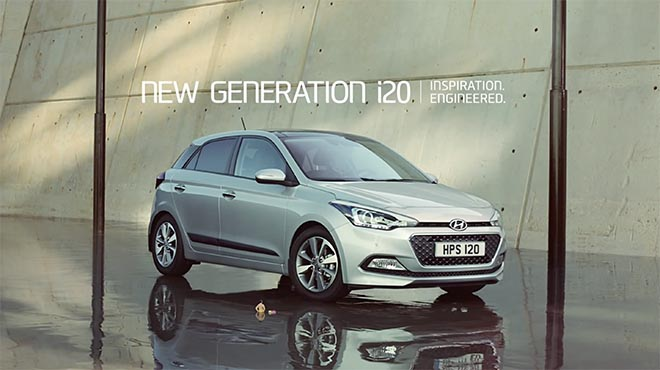 Hyundai Inspiration Engineered i20 commercial