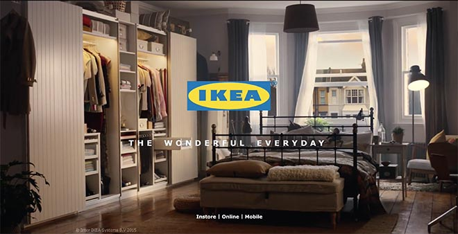 IKEA Joy of Storage The Wonderful Everyday
