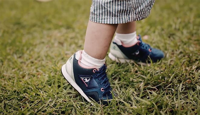 Le Coq Sportif Smile It's 2015 - Child