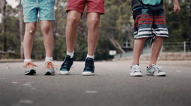 Le Coq Sportif Smile It's 2015 - Children