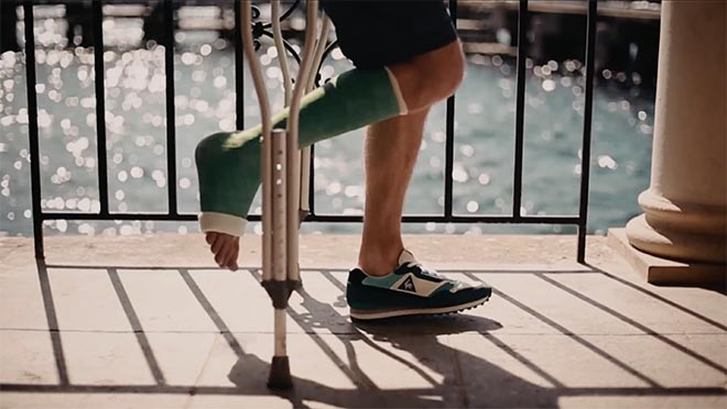 Le Coq Sportif Smile It's 2015 - Crutch