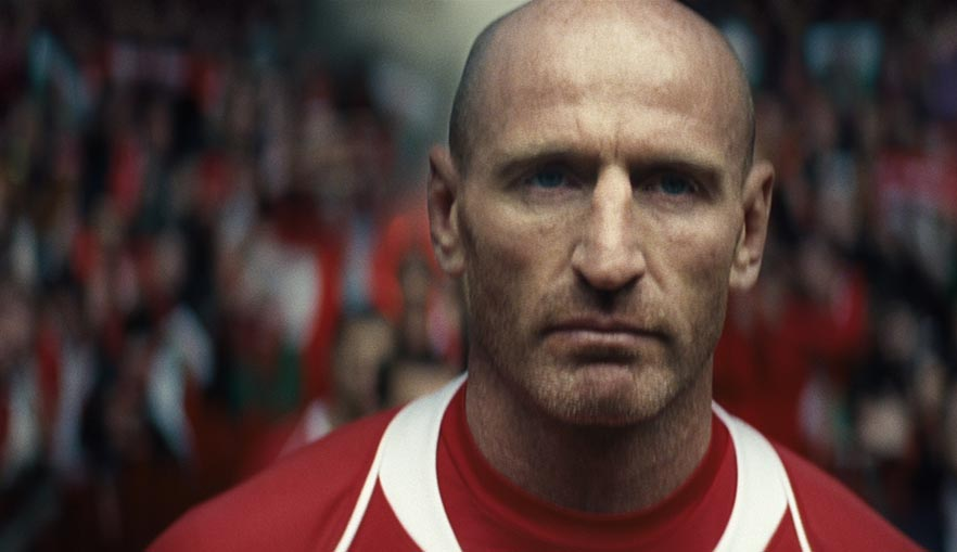 Guinness Never Alone commercial featuring Gareth Thomas