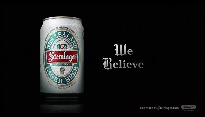 Steinlager Originals