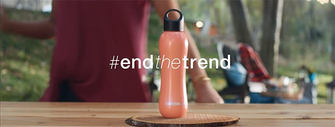 Bobble End The Trend commercial