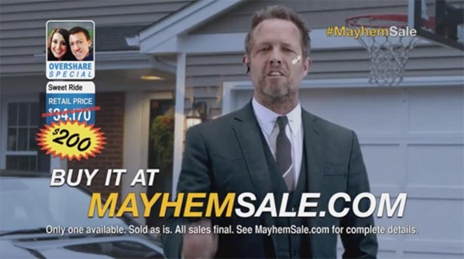 Buy it at mayhemsale.com