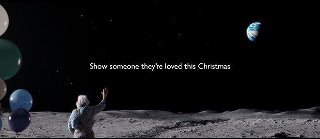 John Lewis Show Someone You Care