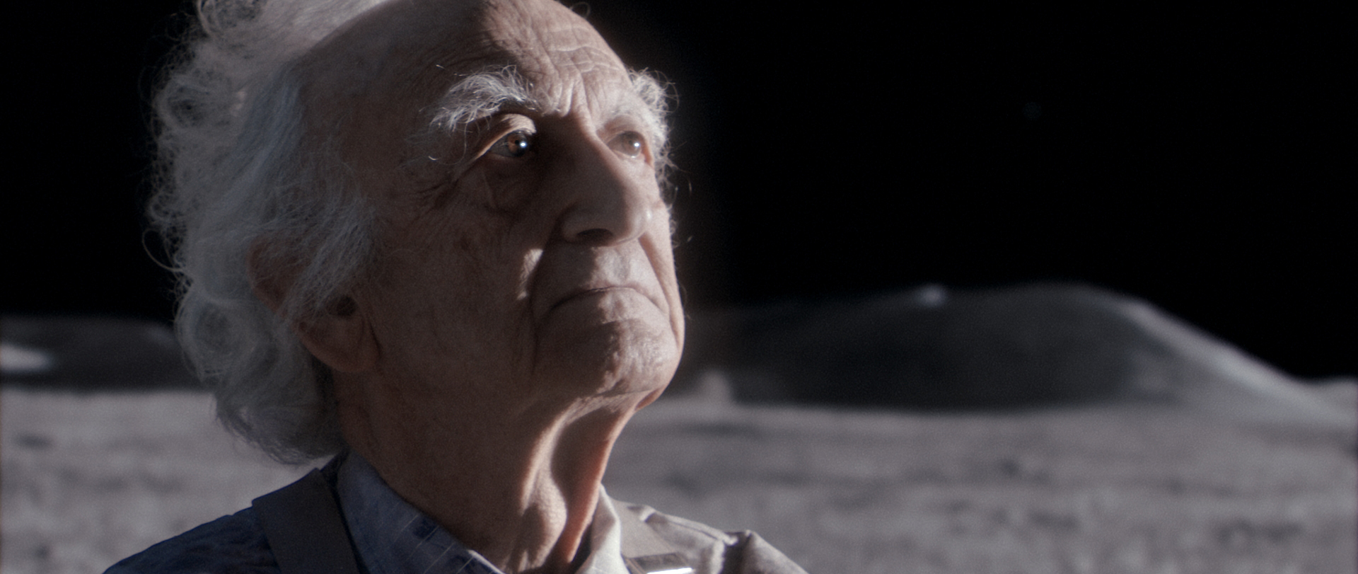 new John Lewis ad man on the moon