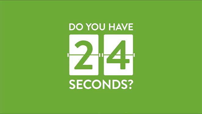 Do you have 24 seconds? Climate Action Project question