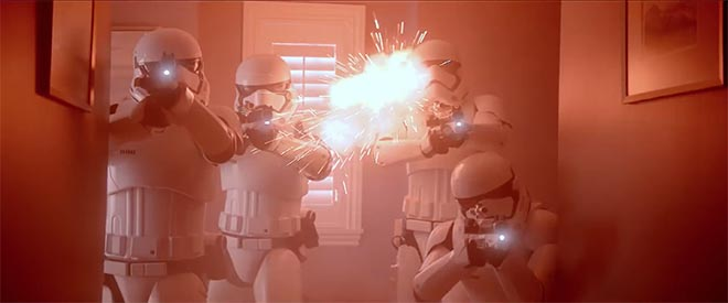 Duracell Star Wars Stormtroopers