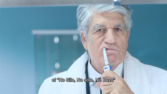 Publicis Skippable Wishes Maurice Levy toothpaste commercial