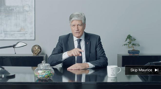 Publicis Skip Maurice