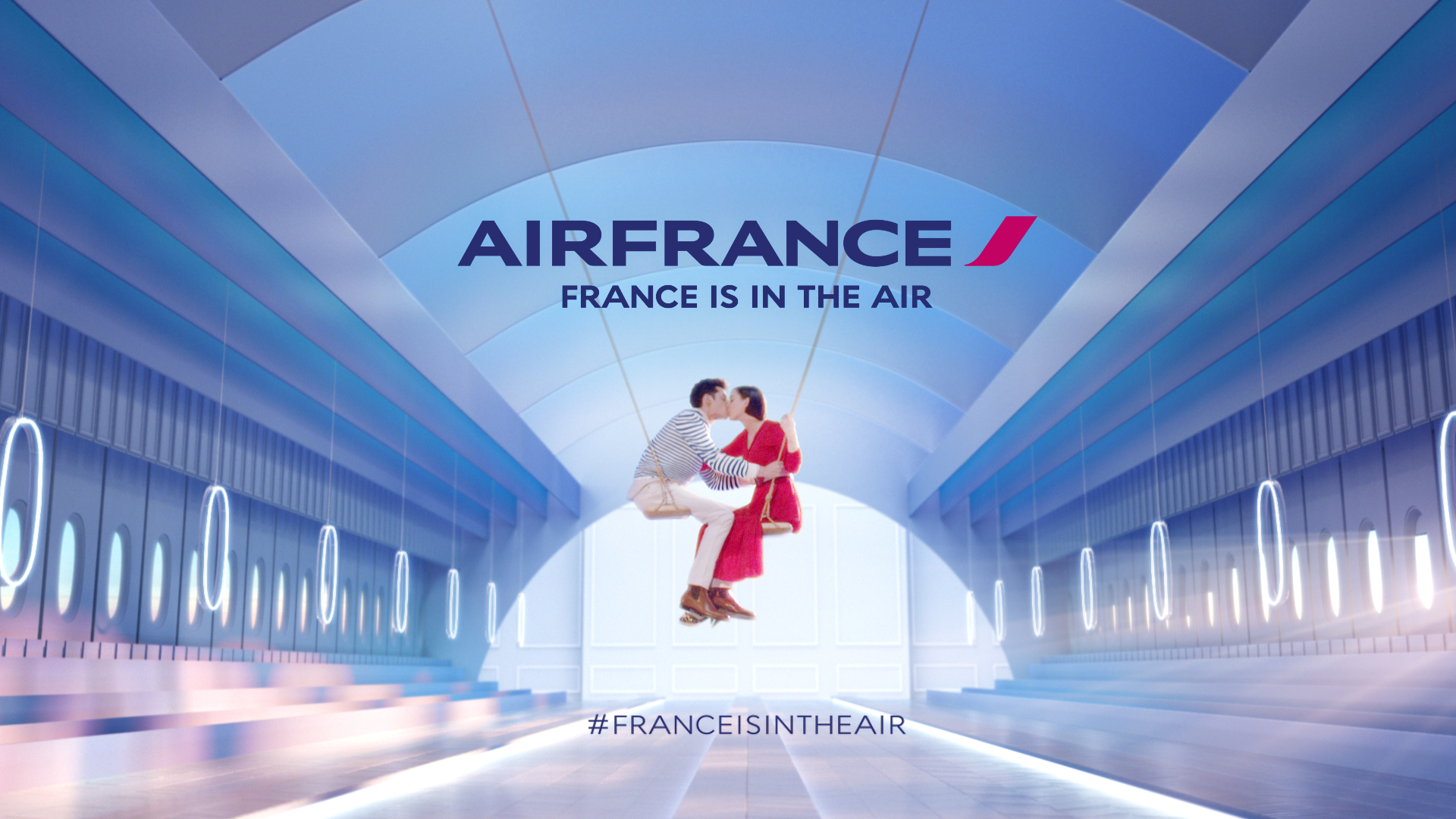 air france is in the air the inspiration room. Black Bedroom Furniture Sets. Home Design Ideas