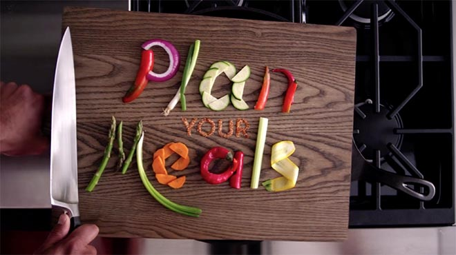 Reclaim The Kitchen - Plan Your Meals