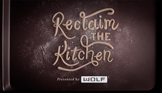 Reclaim The Kitchen - Cook Together
