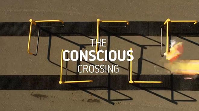 Rail Safe Conscious Crossing commercial