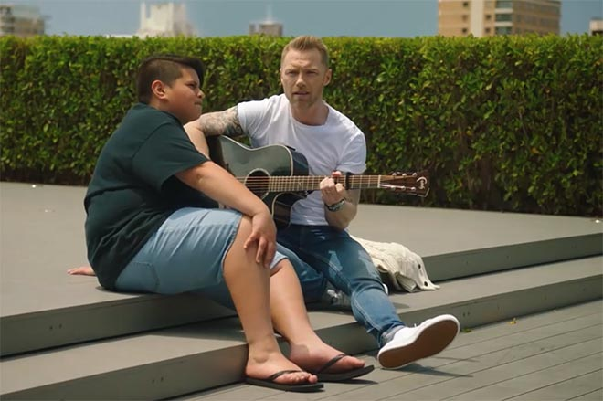 Air New Zealand Summer Wonderland with Julian Dennison and Ronan Keating