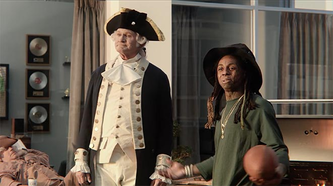 George Washington & Lil Wayne