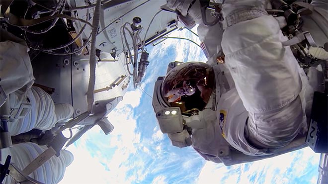 Astronauts in Linkedin Closer Than You Think commercial