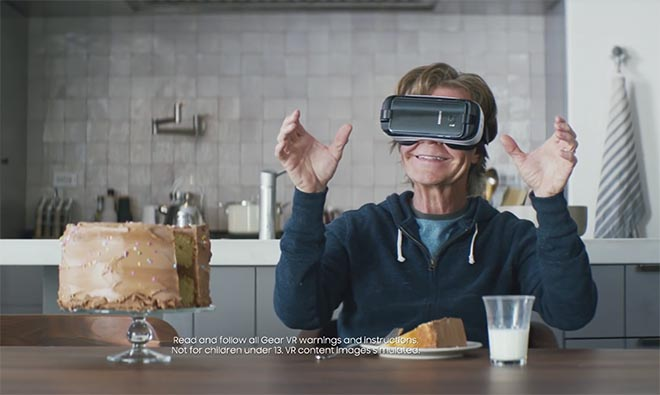 Samsung Why commercial featuring William H. Macy
