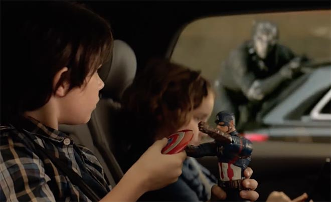 Audi Captain America Civil War Chase
