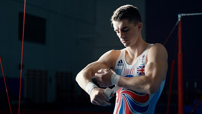 DFS Great Brits - Max Whitlock
