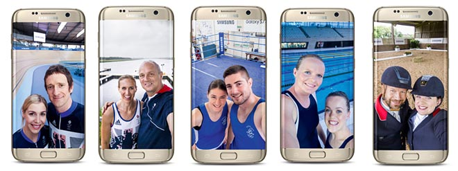 Samsung School of Rio - Phones