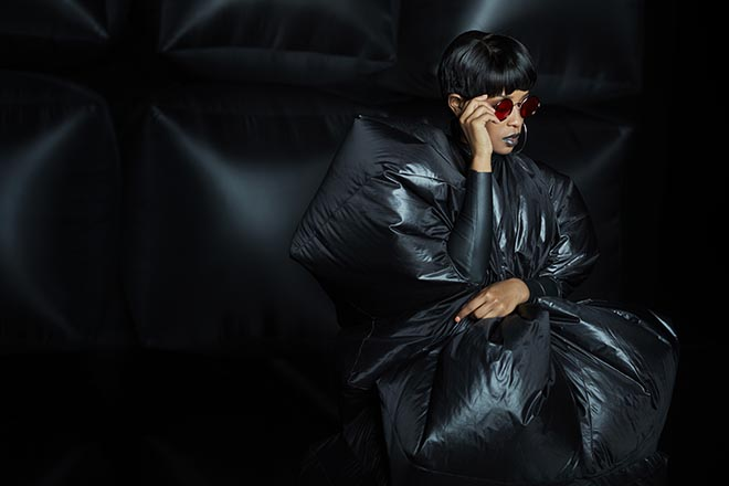 adidas Original is never finished Dej Loaf in Inflated