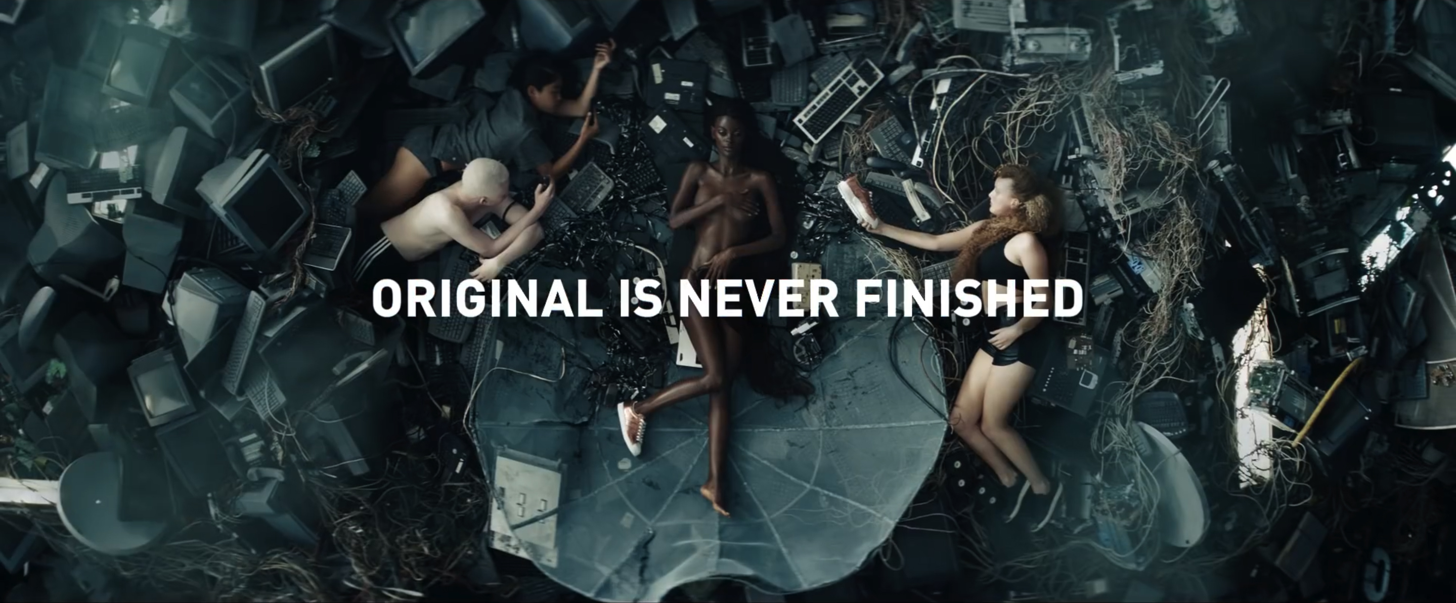 adidas originals original is never finished
