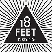 18 Feet and Rising logo