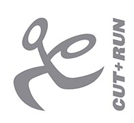 Cut + Run logo