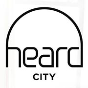 Heard City logo