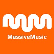 MassiveMusic logo