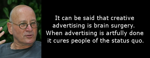 Bob Deutsch on Creative Advertising
