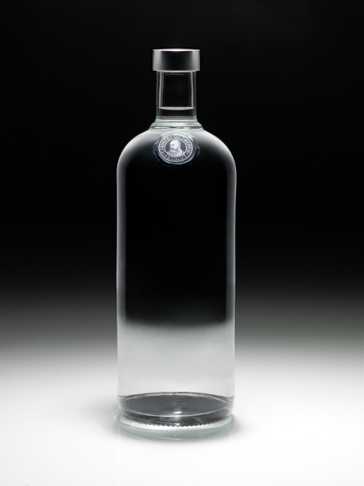 Absolut No Labels bottle