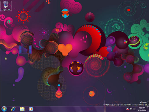 Windows 7 Wallpaper by Adhemas Batista