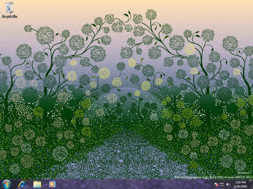 Windows 7 Wallpaper by Kai and Sunny
