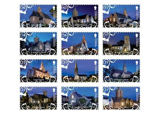 Guernsey Christmas Stamps 2009