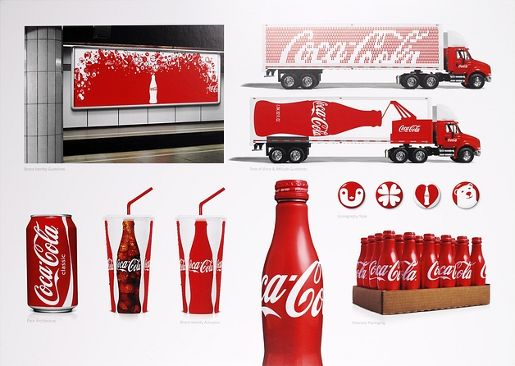 Coca Cola Design by Turner Duckworth
