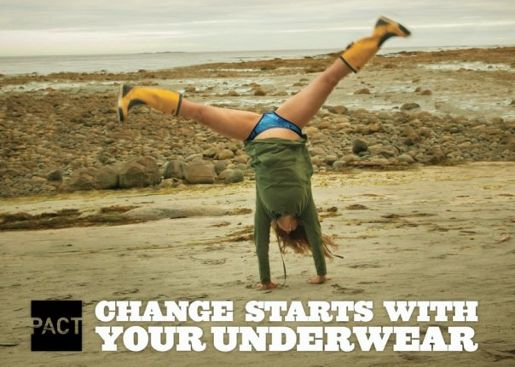 Pact Change Starts With Your Underwear Oceana advertisement