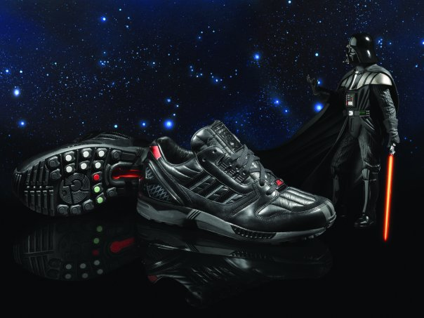 Adidas Darth Vader ZX 8000 Shoes