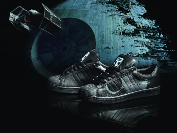 Adidas Death Star Shoes