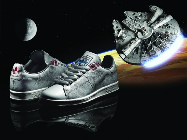 Adidas Millennium Falcon Shoes