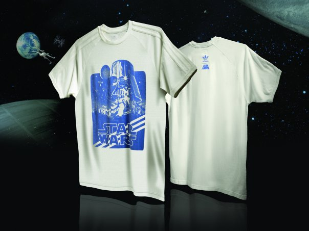 Adidas Star Wars T-Shirt