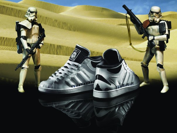 Adidas Storm Trooper Shoes