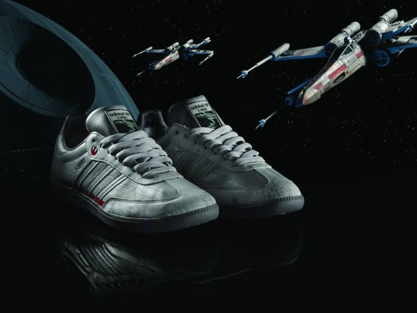 Adidas X Wing Samba Shoes